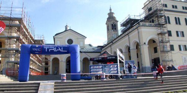1^  Campionato Italiano Trial 2021 a Madonna della Guardia (GE)