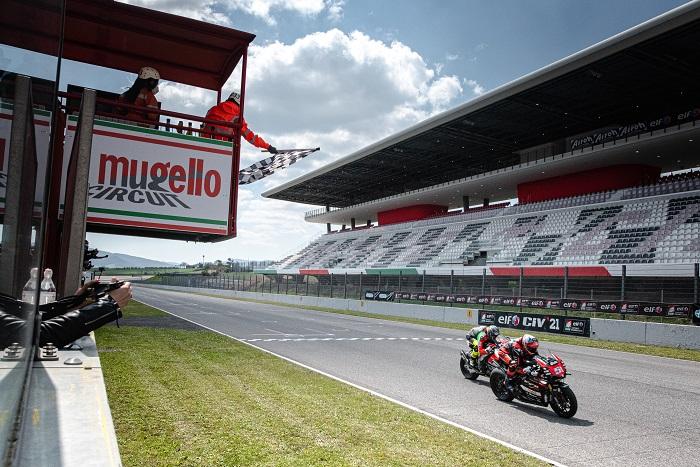 Campionato Italiano Velocità 2021: al Mugello le prime due giornate